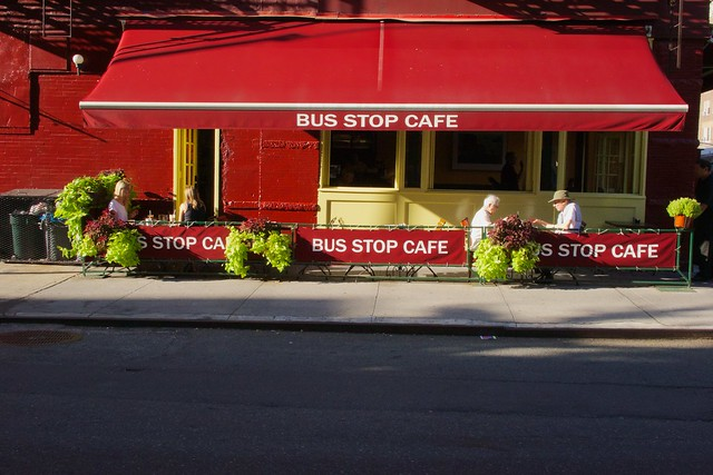 Anyway Cafe New York