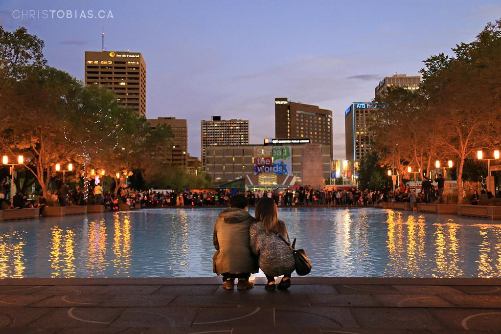 Edmonton Mid-Autumn Festival 2014
