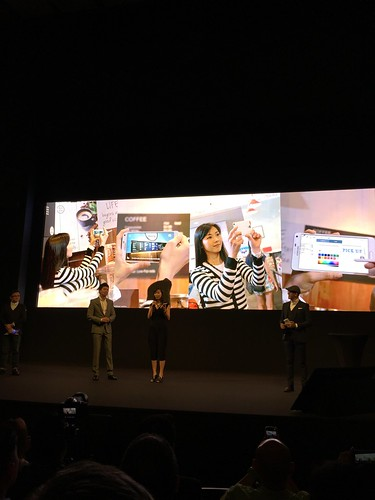 Samsung Galaxy Note 4 World Tour 2014 Singapore - Presenters