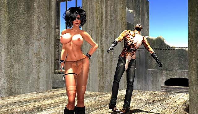 Zombie Date - Part 3-7