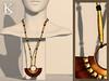 Centuria vendors - copper necklace