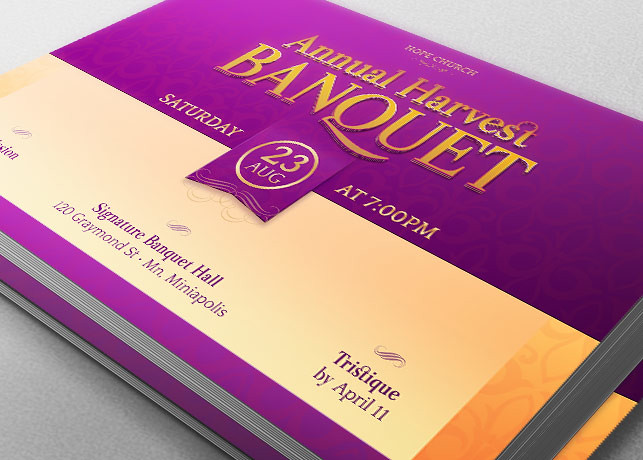 godservs most recent Flickr photos – Banquet Ticket Template