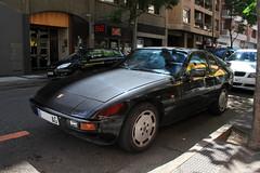 1986-1988 Porsche 924 S