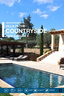 GHL, Ibiza real estate app