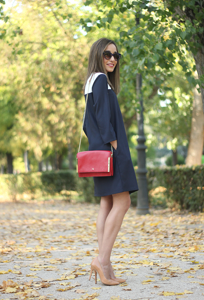 Navy Blue Dress _ Besugarandspice02