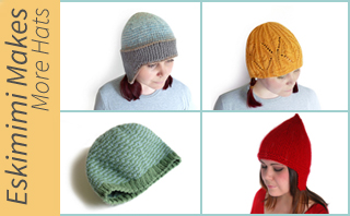 Eskimimi Makes More Hats eBook