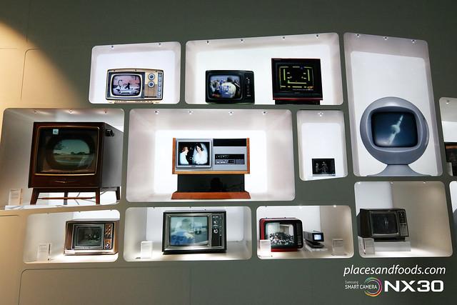 samsung innovation museum TV