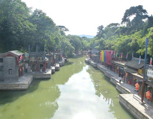 Beijing-Palais d'été-Rue Suzhou (7)