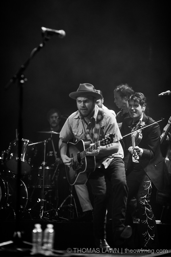 Old Crow Medicine Show @ The Aladdin Theater, Portland 9/24/14