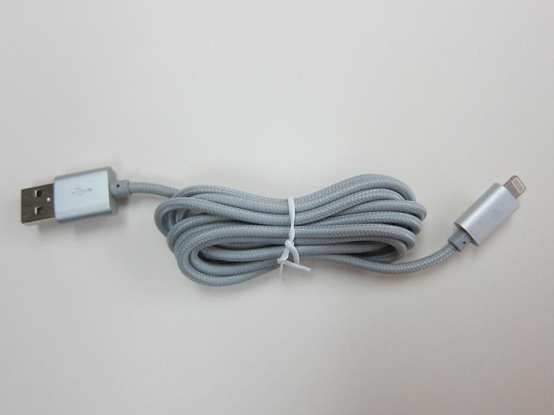 Lightning Rabbit Cables - Silver Lightning Rabbit