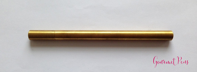 Review: ATELEIA Brass Pen @ateleiacraft