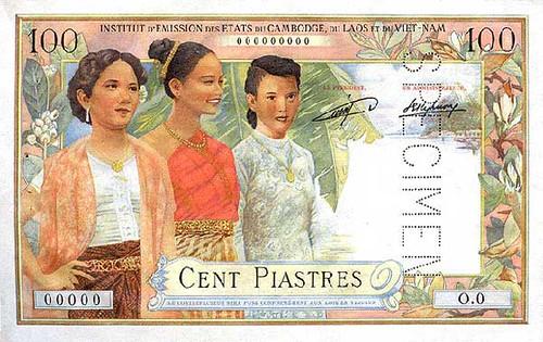 Vietnam dong note
