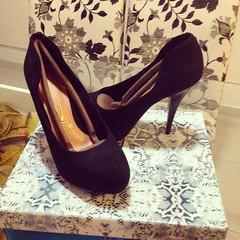 Vestido OK, Sapatos OK... Um evento especial está prestes a acontecer... #wedding #casamento #madrinha