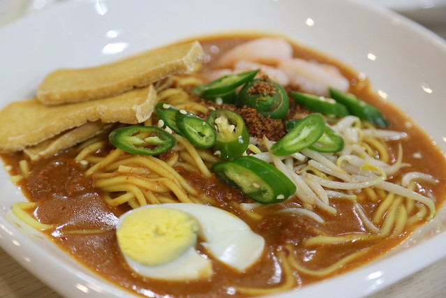 Mee Rebus also lipsmackingly good