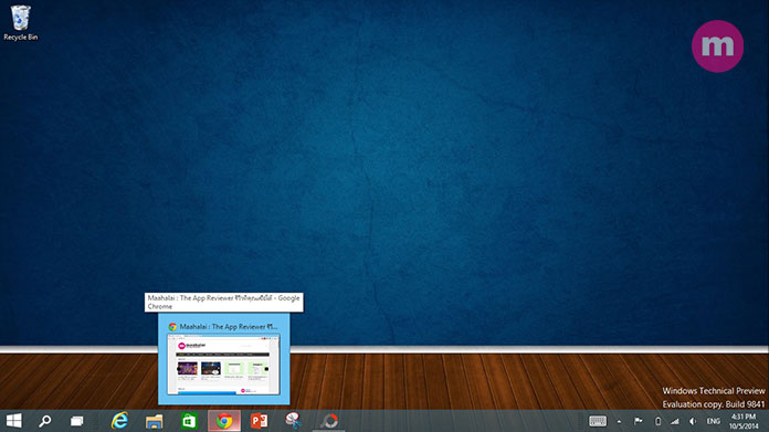 Windows 10 multi-windows