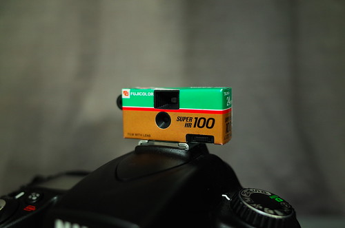 Miniature Camera for hot shoe