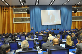 Seventh Session of the Conference of the Parties (COP) to the UN Convention against Transnational Organized Crime