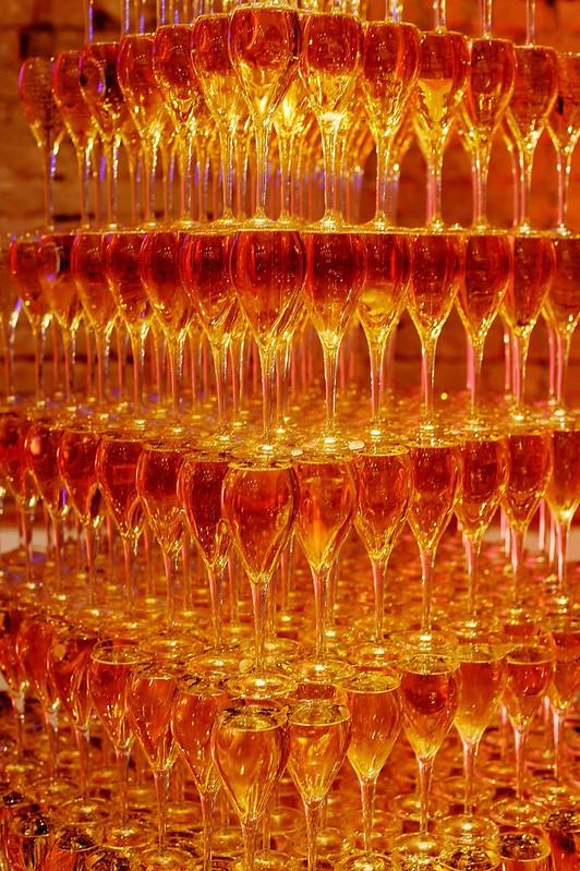 Champagne record