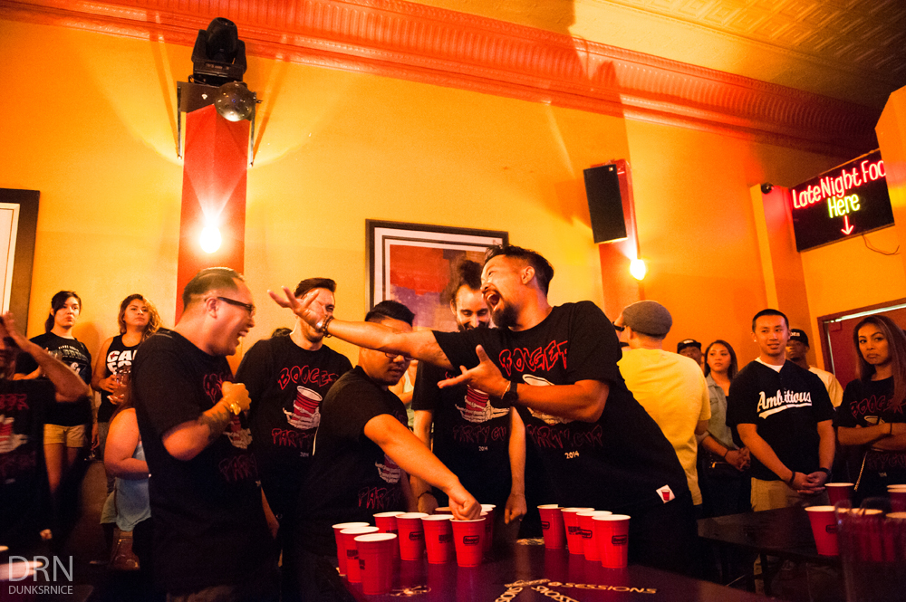 BK Beer Pong Tournament - 10.04.14