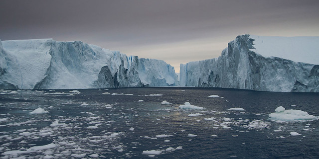 Welcome to west Greenland - Ilulissat Icefjord