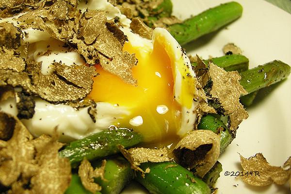 做出漂亮的水波蛋 Easy poached eggs-20141007