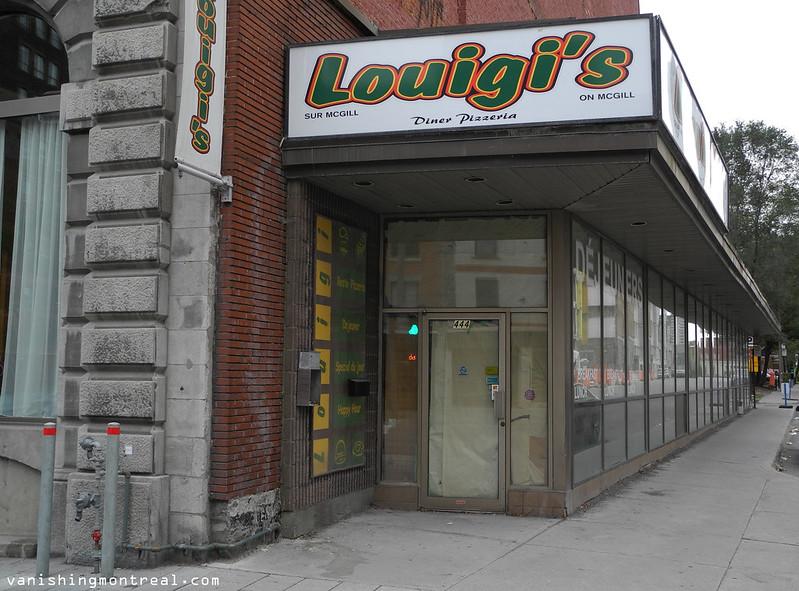 Old Louigi's diner