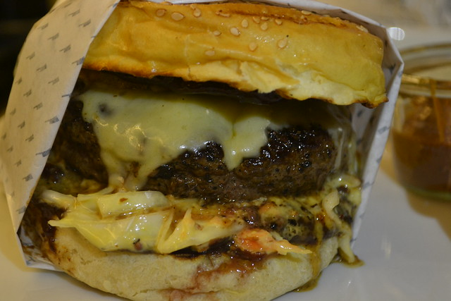 Soczewka Burger