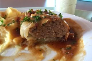 Cabbage rolls - stuffing / Krautwickel - Füllung