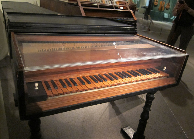 oldest piano in the world