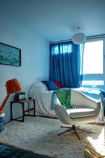 Balfron Tower / bedroom 2