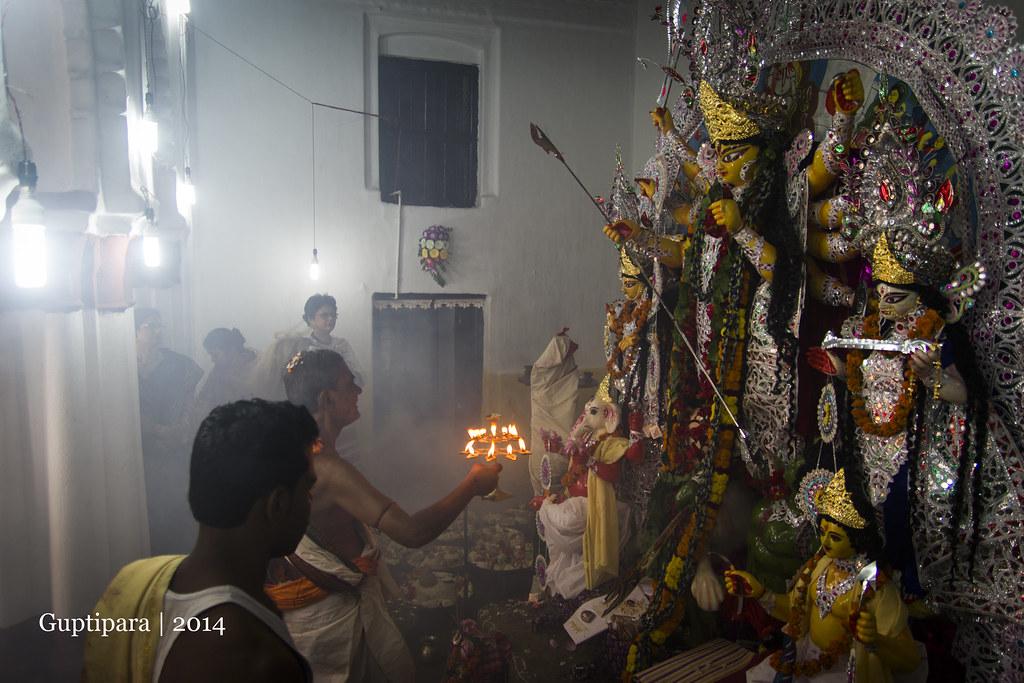 Saptami'r Aarti
