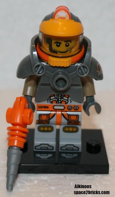 Minfig série 12 space mineur p1