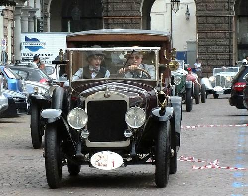 Delage DE coupé de ville 1921