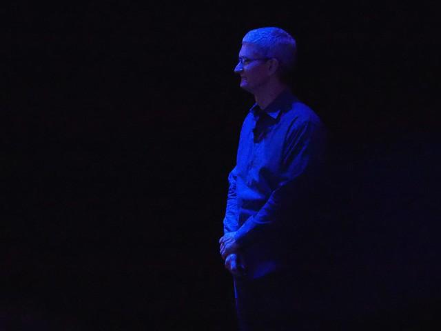 Tim Cook, CEO of Apple Inc