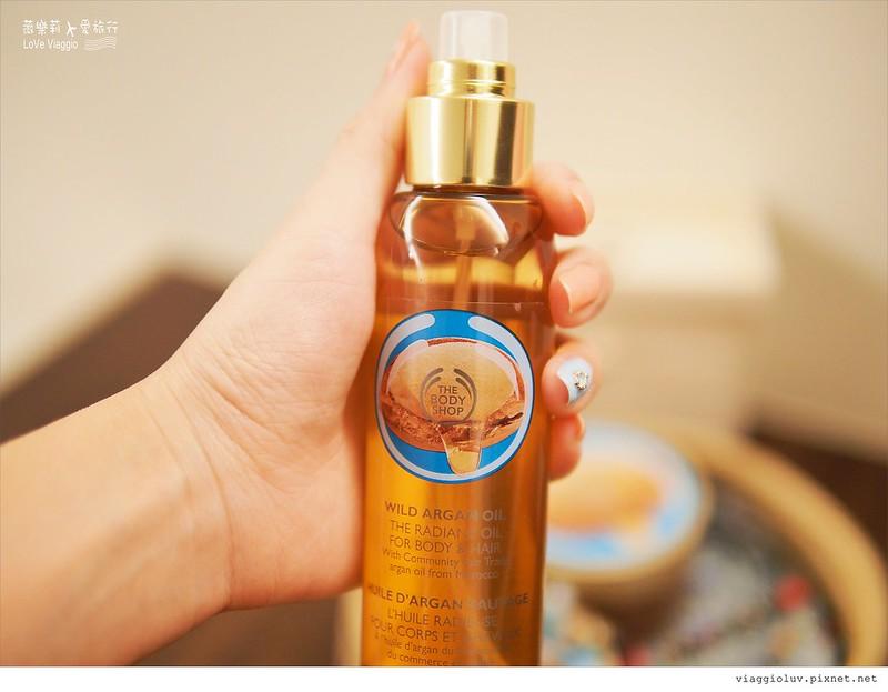 The Body Shop 摩洛哥堅果油身體保養系列體驗試用分享 文末贈身體精華霜 @薇樂莉 Love Viaggio | 旅行.生活.攝影