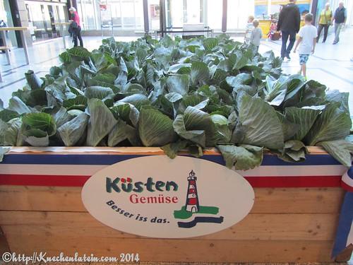 ©Kohltage in Kiel - Küstengemüse