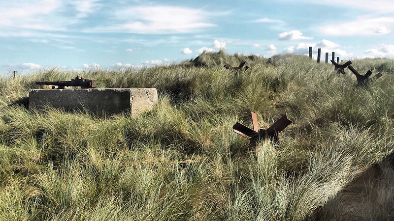 01 Utah Beach Defences