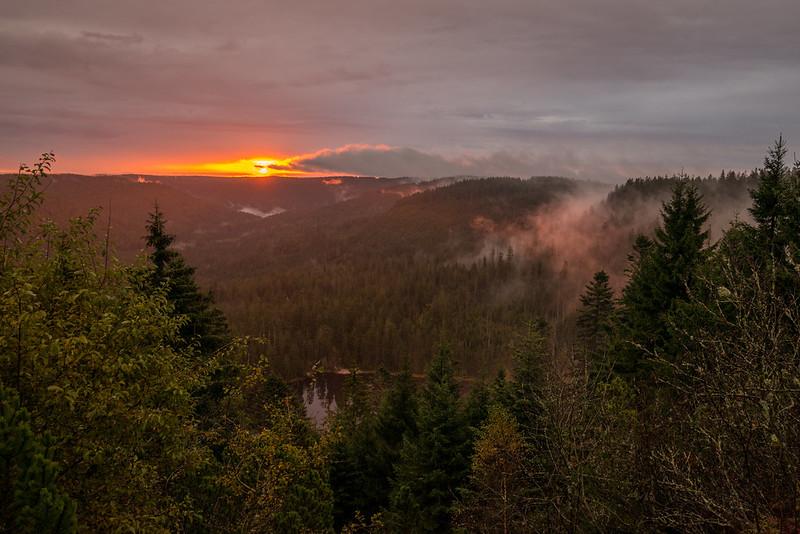 Wildseeblick Sonnenaufgang
