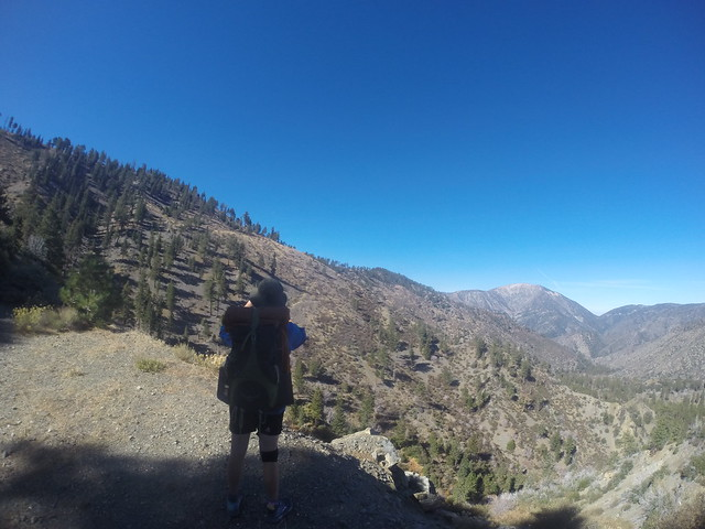 Fish Fork Trail, Pine Mountain Ridge, San Gabriels