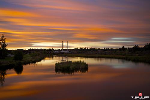 longexposure sky nature clouds oregon centraloregon sunrise reflections landscape outdoors nikon northwest bend scenic fullframe fx d800 waterscape deschutesriver oldmilldistrict nikond800 afsnikkor1635mmf4gedvr leebigstopper