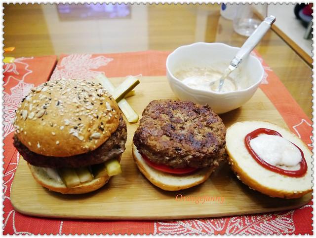 141013 英式漢堡