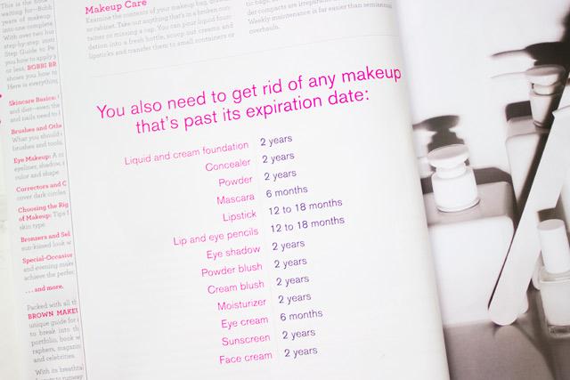 Bobbi Brown Make Up manual