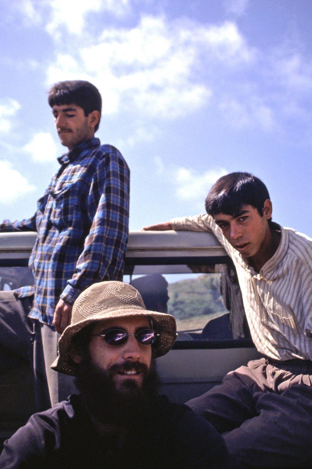 Road trip en Iran - Sauvés !