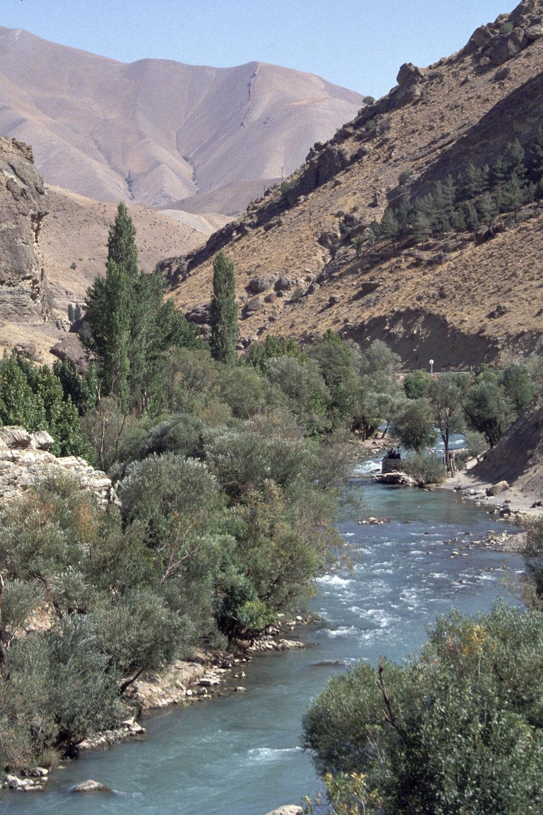 Road trip en Iran - L'heure de la sieste