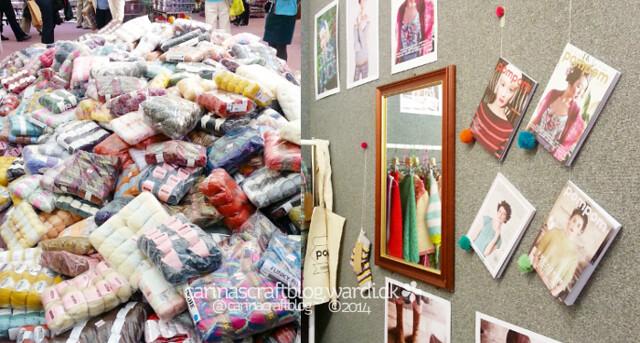 Knitting & Stitching Show - Ally Pally 2014