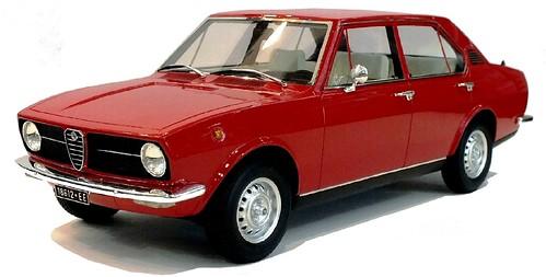 True Scale-Ripa Alfa Romeo Alfetta 1300