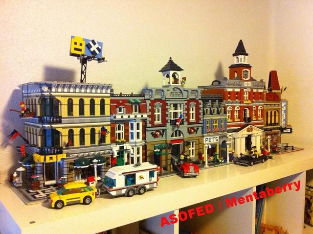Lego V Edición de Coleccionismo