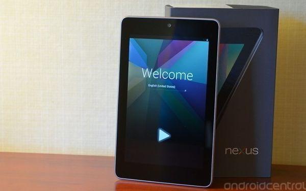 Android 5.0 для Nexus 7 (2012)