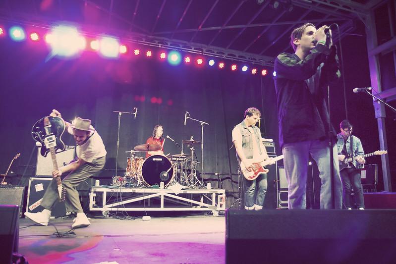 Riot Fest Denver 2014 - Skaters