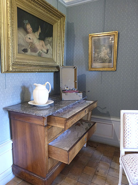 commode villandry